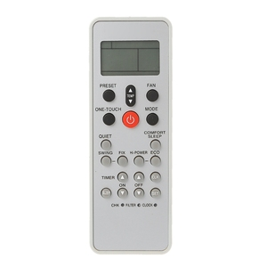 Image 1 - Replacement Air Conditioner Remote Controller For Toshiba WC L03SE Universal