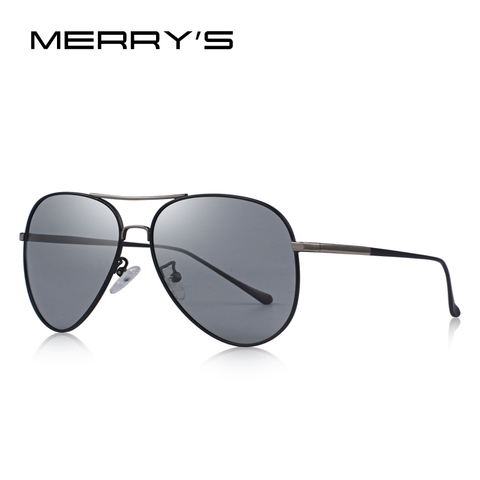 MERRYS DESIGN Men Classic Polarized Photochromic Sunglasses Chameleon Driving Sunglasses 100% UV Protection S8177 Karachi