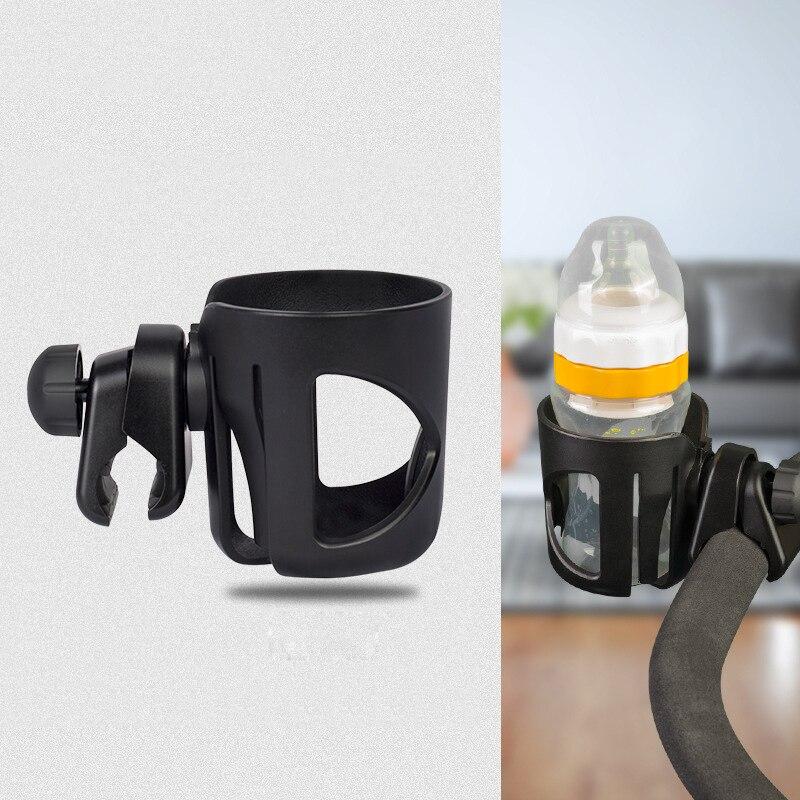 Baby klapvogn tilbehør baby flasker rack til baby cup holder trolley barn bil cykel quick release vandflaske holder