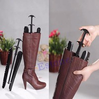 1Pair Boots Stand Holder Convenient Shaper Shoes Tree Stretcher Support Shoe Organizer Home Accessories