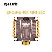 NEW DALRC 4IN1 ENGING 40A ESC 3 5S Blheli 32 4 In 1 ESC Brushless DSHOT1200