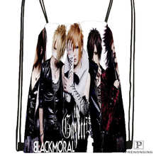 Custom gazette__aoi_neo_genesis DrawstringBackpackBagforMan Woman Cute Daypack Kids Satchel (Black Back) 31x40cm#20180611-03-162