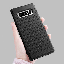 Silicone Weaving Case for Samsung Galaxy Note 8
