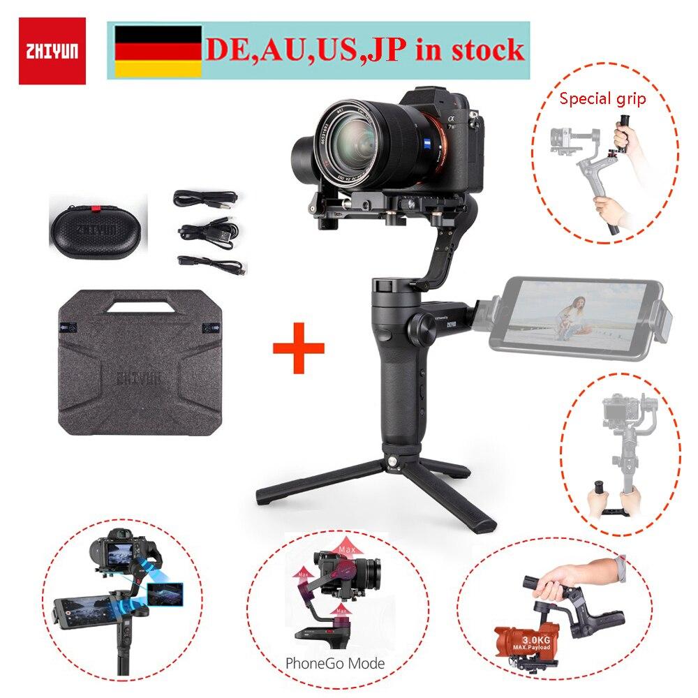 Zhiyun Weebill лаборатории 3 оси Ручной Стабилизатор для sony A9 a6300 Panasonic беззеркальных камер, Zhiyun-Tech Weebill ручной карданный
