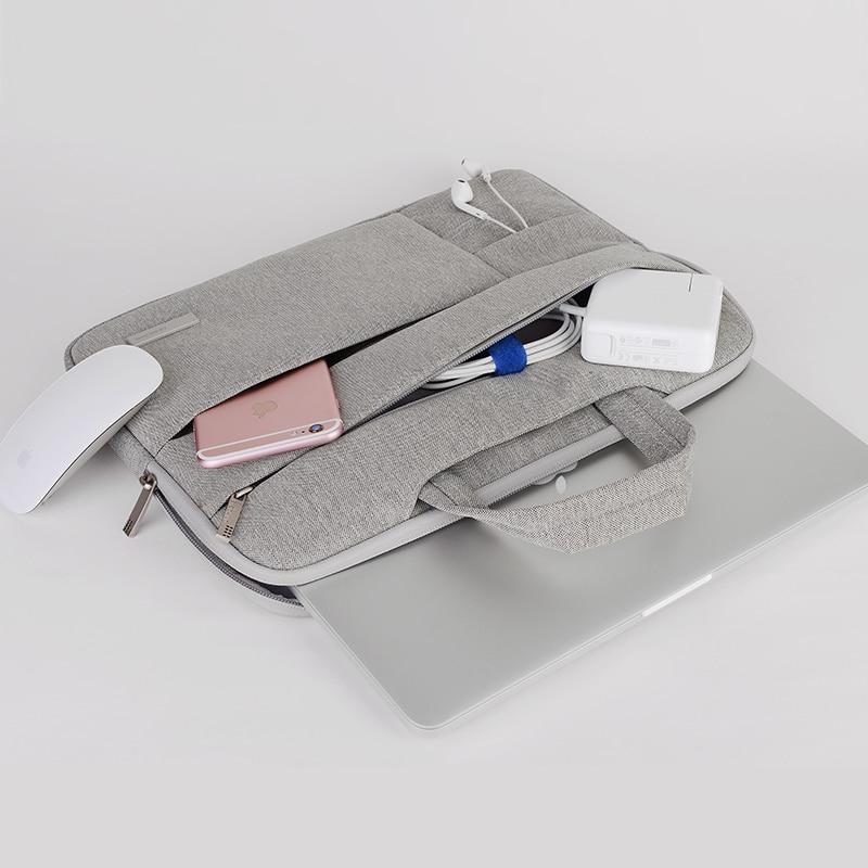 New Laptop Bag 11.6 12.5 13.3 14 15.6 inch Shoulder Bag Notebook Case for Dell Asus Acer Hp Lenovo Xiaomi Waterproof Handbag Karachi