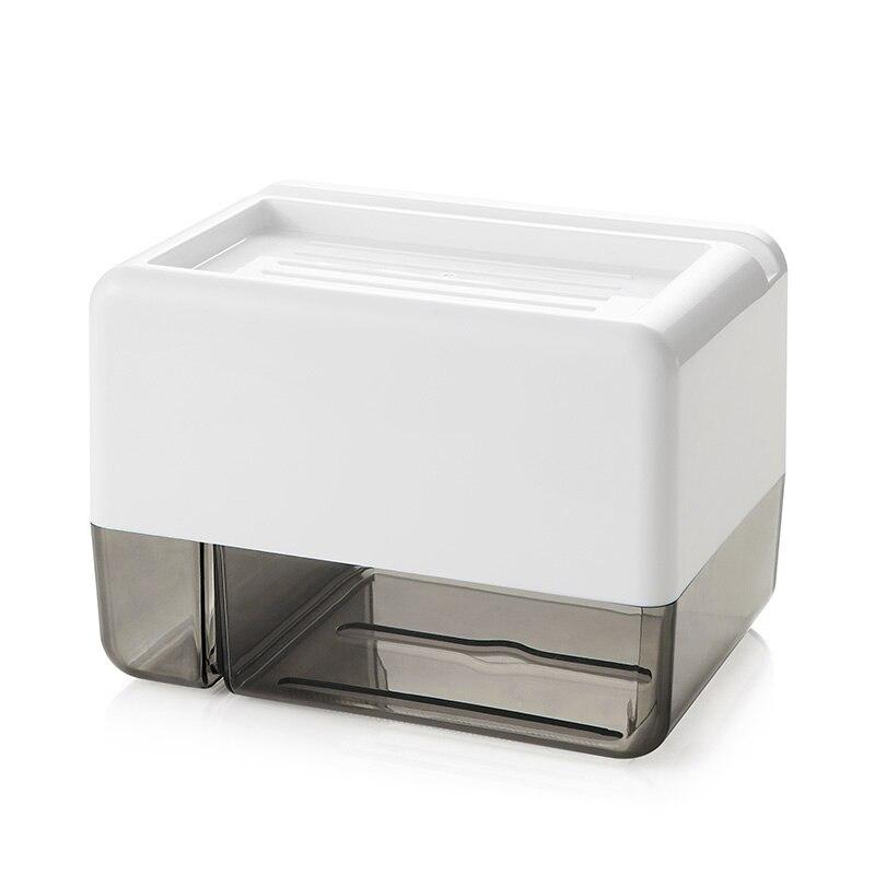 Cartons de papier toilette imperméable sans poinçon créatif Simple moderne boîte de serviette en papier serviette boîte de porte-papier pour le bureau à domicile KTV
