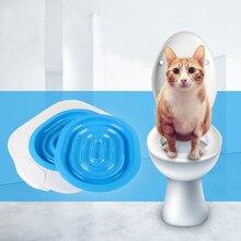 40*40*3,5 см ABS качественные пластиковые лотки для туалета для кошек, собак, щенков, кошек, для использования в туалете, набор для обучения туалету