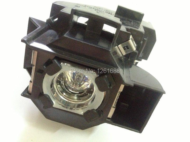 Replacement Projector Lamp Bulb ELPLP33 V13H010L33 UHE135W for EPSON EMP-TWD1/EMP-TWD3/ HOME 20