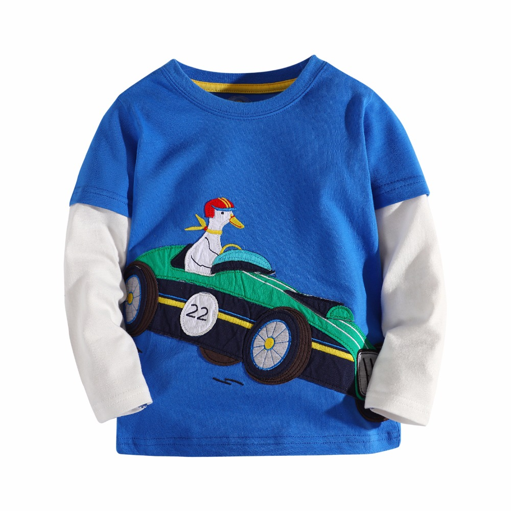 28aee3f19f 3 12 years boy t shirts long sleeve for children baby boy casual cartoon  striped brand fashion boy t shirt boys Tops & Tees -in T-Shirts from Mother  & Kids ...