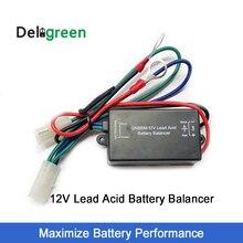 QNBBM 12V Blei Säure Batterie Equalizer Balancer BMS Pevent von Korrosion und Schwefe