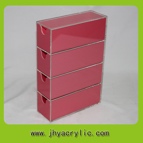 Best Selling Acrylic Box Clutchacrylic Box With Hinge Lid Office