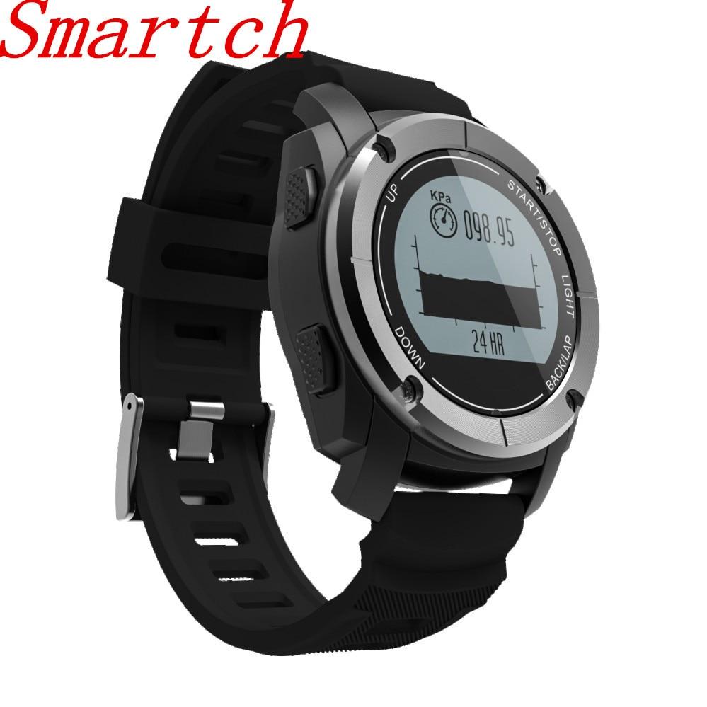 Smartch Sports Smart Watch S928 Support G-sensor GPS Smart Notification Sport Mode Wristwatch for Android Apple IOS Phones smart baby watch q60s детские часы с gps голубые