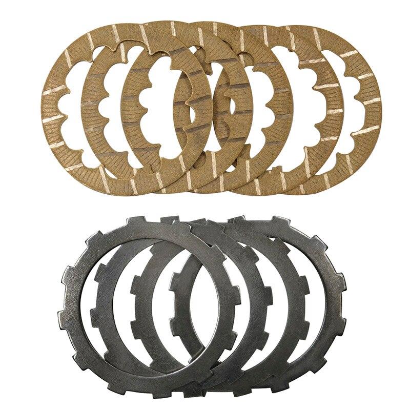 Para KTM 50SX MINI 50SXS 50 SX MINI SXS 2013 2014 2015 piezas de motor de motocicleta placas de fricción de hierro de embrague sinterizado placas de acero - 2