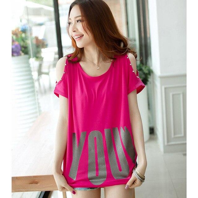 Хлопок смешные футболки женщины футболку 2016 письмо печати мило т рубашка женщины сексуальные kawaii летом топы camisetas mujer футболка femme