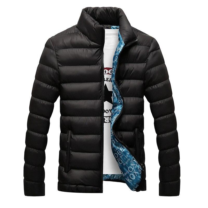 Image 2 - 2019 nouveaux vestes Parka hommes offre spéciale qualité automne vêtements dhiver chauds marque mince hommes manteaux décontracté coupe vent vestes hommes M 6XL-in Vestes from Vêtements homme on AliExpress