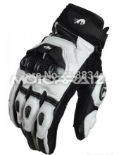 Hot sales New afs6 motorcycle gloves racing gloves cycling glove leather gloves two color