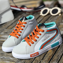 New Women 2016 joker flat shoes lace-up Casual Walking shoes outdoor Suede canvas shoes size 36-40 apatos mujer chaussure homme