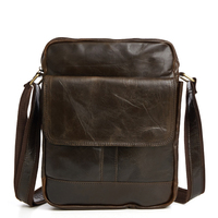 New Genuine Leather Men S Shoes Casual Men Messenger Bag A4260
