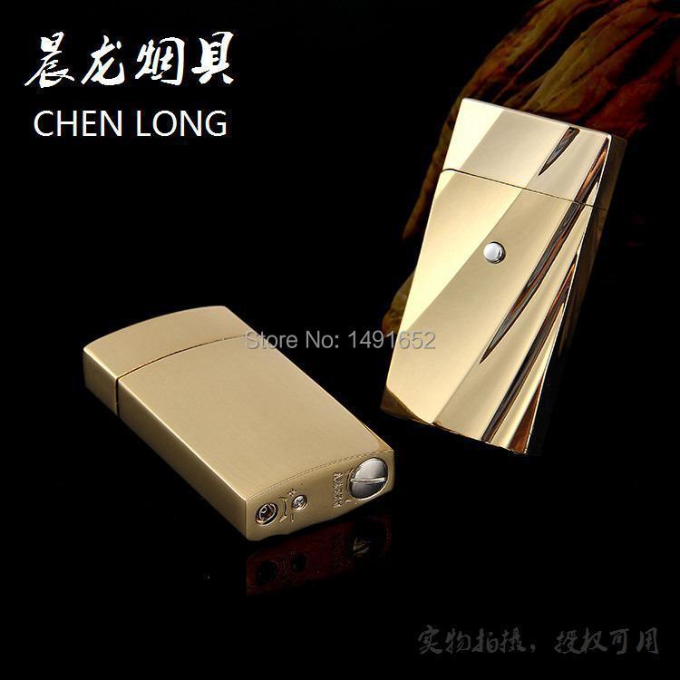 Novelty Gas electronic sense Metal Lighter Funny Ripple Cigarette Lighter Valentine s Day Gift for Man