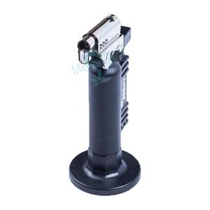 Image 5 - שיניים מכשיר בוטאן גז מיקרו לפיד מבער ריתוך הלחמה אקדח מצית להבה רתך Windproof אש מקור