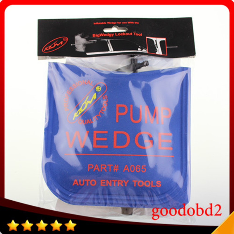High Quality Diagnostic Tool KLOM Air Wedge Air Pump Wedge Locksmith Tool Airbag Open Lock Pick Tools Free Shipping  цены