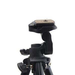 Image 3 - XGIMI projektör aksesuarları taşınabilir hafif alüminyum braketi XGIMI Z4 Aurora/ CC Aurora/ XGIMI H2 kamera tripodu
