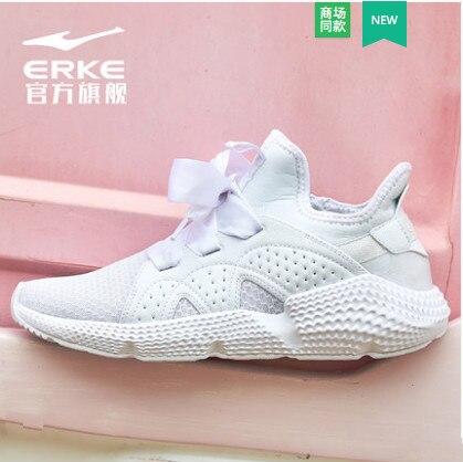 Ерке Женские спортивные туфли, обувь из сетчатого материала, легкая обувь, кокосовое обувь Бесплатная доставка