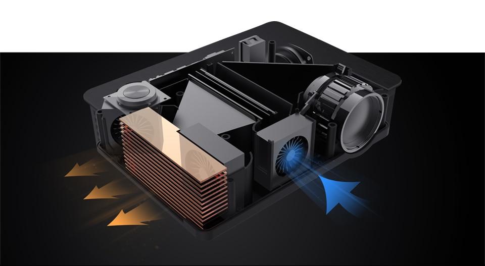 Home HD CT580 projecteurs 19