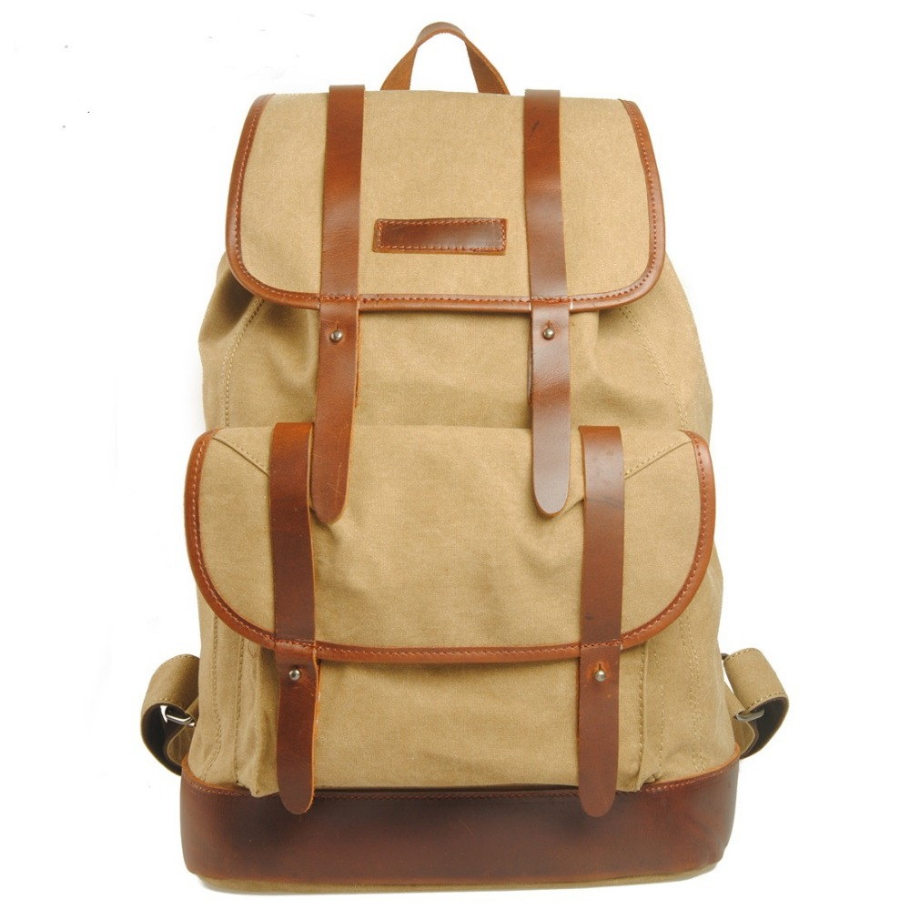 ФОТО NEW FASHION MEN AND WOMEN CANVAS BAG PREPPY STYLE STUDENTS SCHOOL BACKPACK UNISEX CANVAS BACKPACK