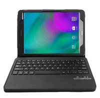 New Removeable Wireless Bluetooth 3.0 Detachable Keyboard Leather Stand Case Cover For Samsung Galaxy Tab A 9.7 T550 T551 9.7