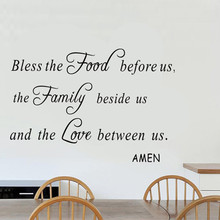 2017 Hot Wall Stickers Removable Decal Home Pictures By Numbers Decor DIY English Quote Art Decoration