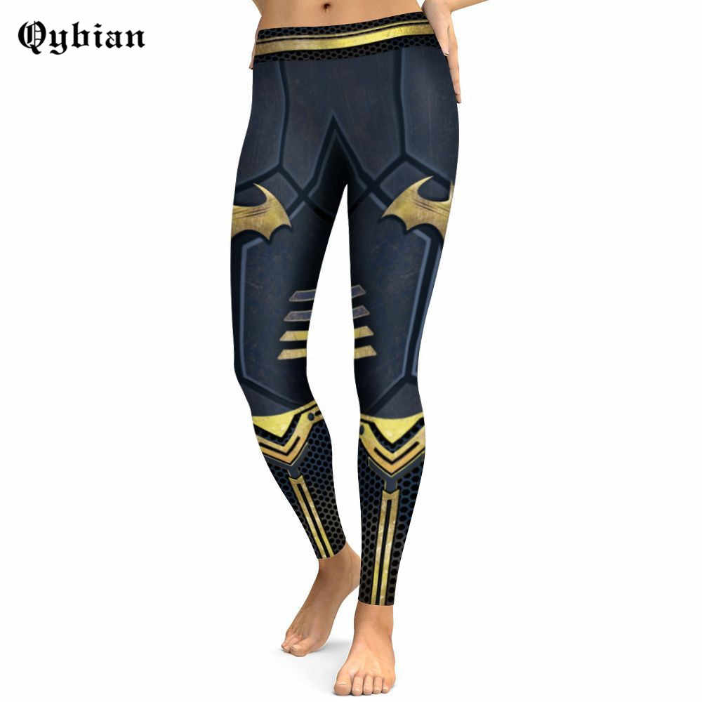 9ced2a69d6cbfe Fashion Women Leggings Batman Printing Fitness Legging Sexy Silm Legins High  Waist Stretch Trouser Breathable Female