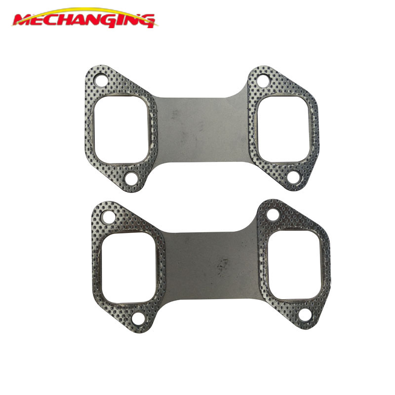 US 13 8 8 OFF For ISUZU ELF 250 4BD1 4BC2 DIESEL Engine Parts Intake Exhaust Manifold Automotive Spare Parts Auto Parts Engine Gasket In Valve Train