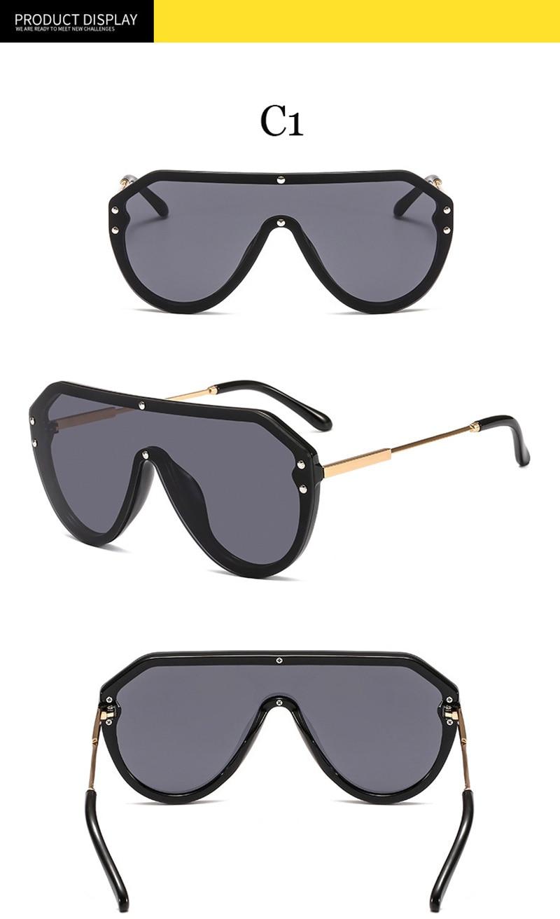 2019 New F Watermark One-piece Sunglasses PC Copy Film Men Women Sunglasses Girls Personality Colorful Fashion Wild Sun Glasse (7)