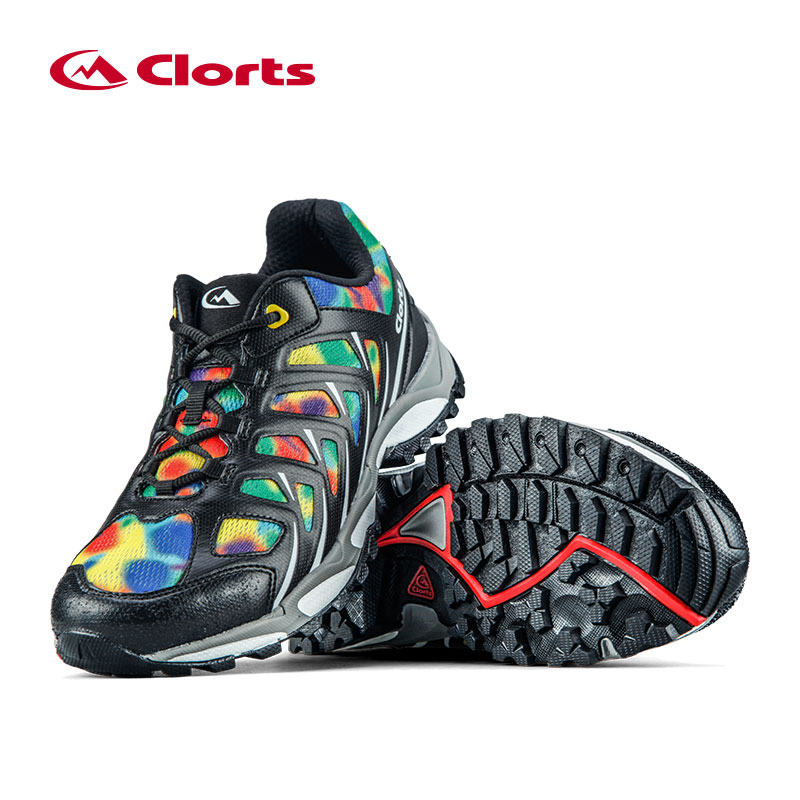 2016 Hot Sale Clorts Running Shoes for Men Light Breathable Running Sneakers Free Run Outdoor Sport