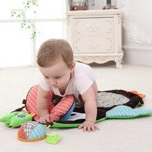 Горячее детское одеяло с изображением совы, игровое одеяло, детский коврик для ползания, подходит для 0-3 лет, детский игровой коврик, коврик для занятий спортом