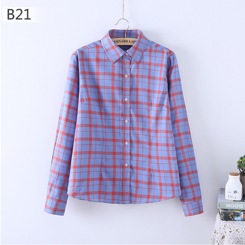 Compare prices on flannel shirts women online shopping for Types of flannel shirts