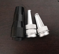 Низкая цена доставка q-switched nd-yag-лазера Совет глава 1064nm + 532nm + черный Карбон лазерной головки 3 шт. в заказ