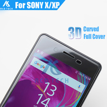 Tempered Glass Film 3D Curved Edge Full Screen Display Protector