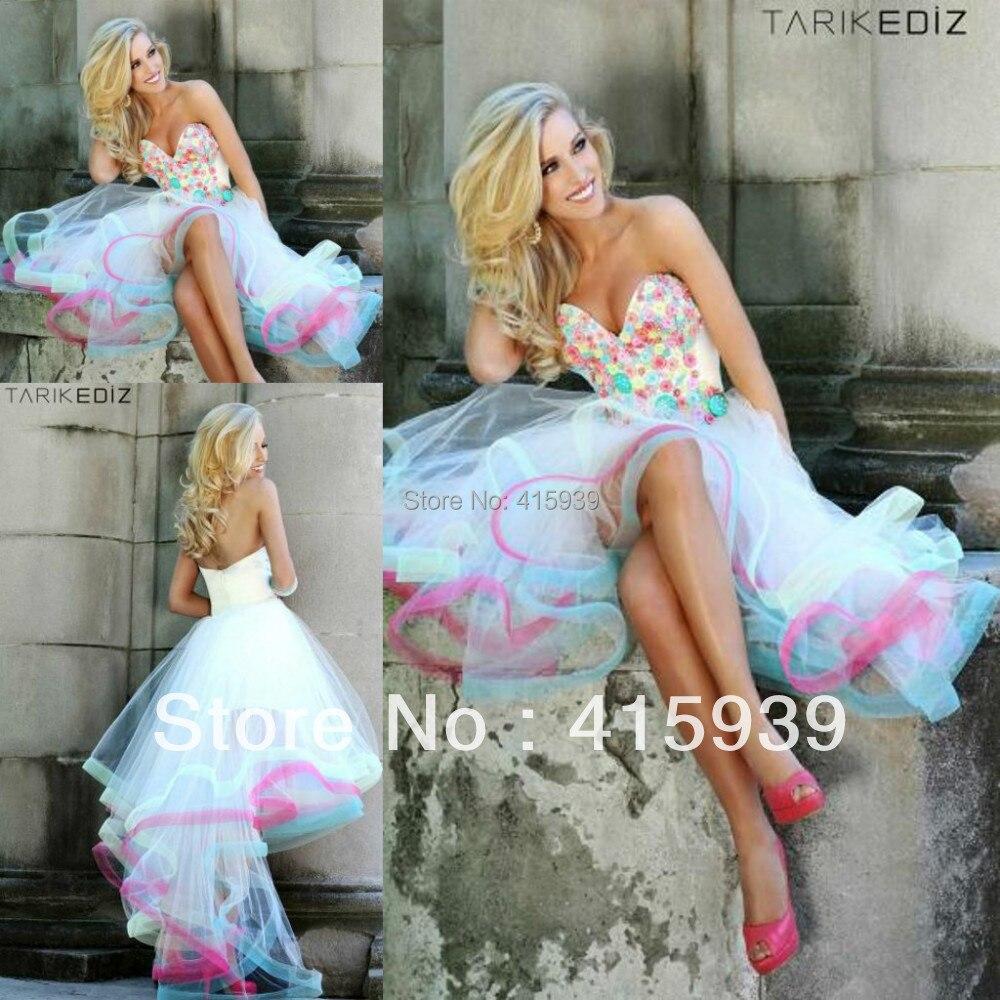Hi-Low Prom Dresses 2013 – fashion dresses