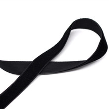 10 Yards(9M) Black Velvet Ribbon 3/8 Wide Ruban DIY Crafts Jewelry Making Decoration Findings