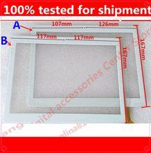 HZ Бесплатная доставка KINGVINA-1016 Новый сенсорный экран почерк длина экрана и ширина 237*167 мм