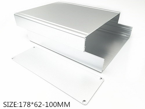 1pcs Aluminum box 178*62-100mm/diy computer aluminum box/ Industrial controller shell/Au ...