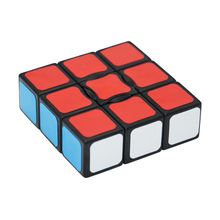 Cube Style 1x3x3 Magic Cube Black White Speed Puzzle Cubo Learning Education font b Toys b