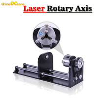 Laser Rotary Axis axis/cylinder roller rotary tools engraving for Co2 Laser Engraving Machine with 80 mm Accessory 230 mm