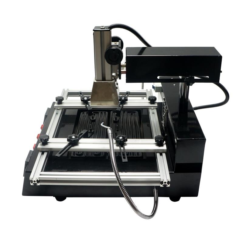 Купить с кэшбэком LY 1900W M770 infrared BGA Soldering Rework Station for motherboard chip repair