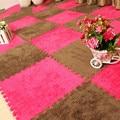 30*30CM Baby Carpet Living Bedroom Children Kid Soft Patchwork Carpet Magic Jigsaw Splice Puzzle Climbing Baby Mat 10pcs/lot