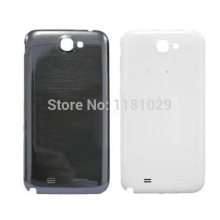 Wholesale 50pcs/lot free Shipping High Quality New Battery Door For Samsung Galaxy Note 2 N7100 Back Cover Housing with Logo