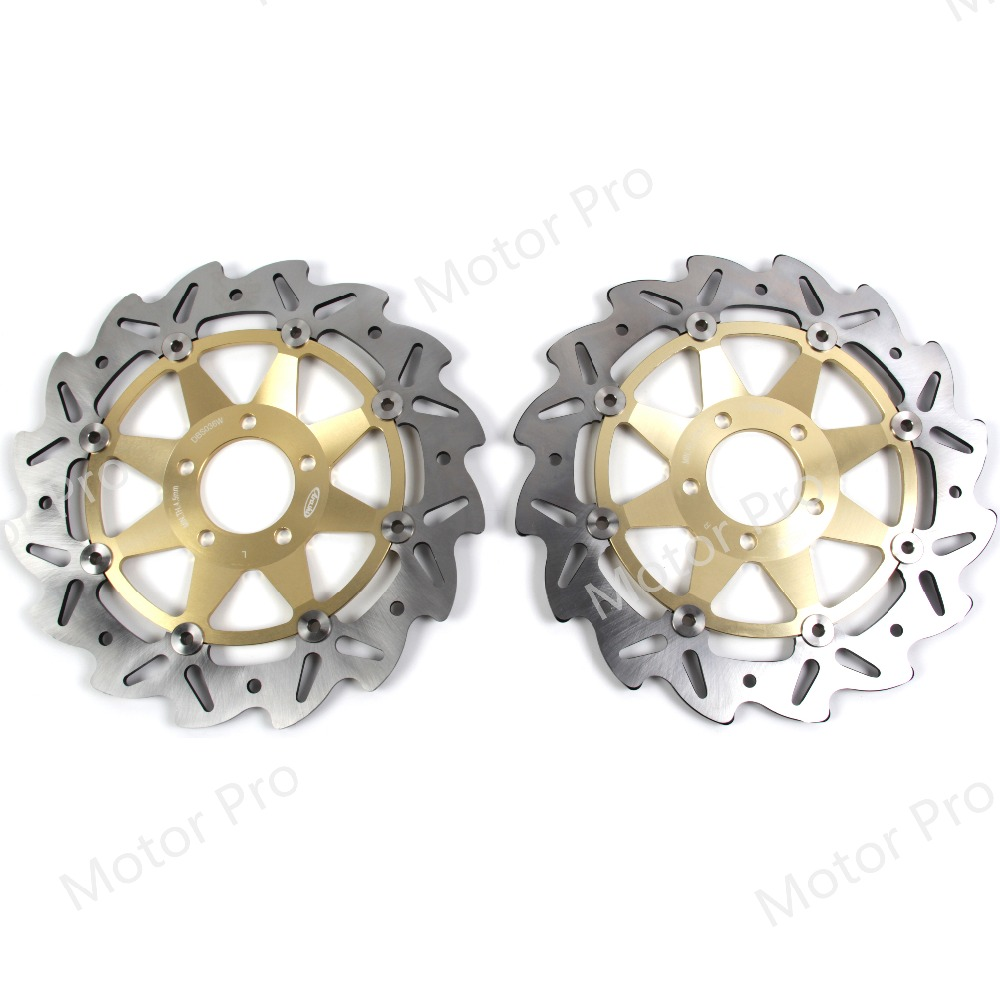 Front Brake Disc For Kawasaki Z1000 2003 2006 Motorcycle Accessories Brake Disk Rotor Z 1000 2004