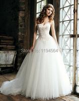 Vintage Halloween Wedding Gowns 2014 Bridal Party Ball Gowns Top Lace Beading Organza Lace Up Free